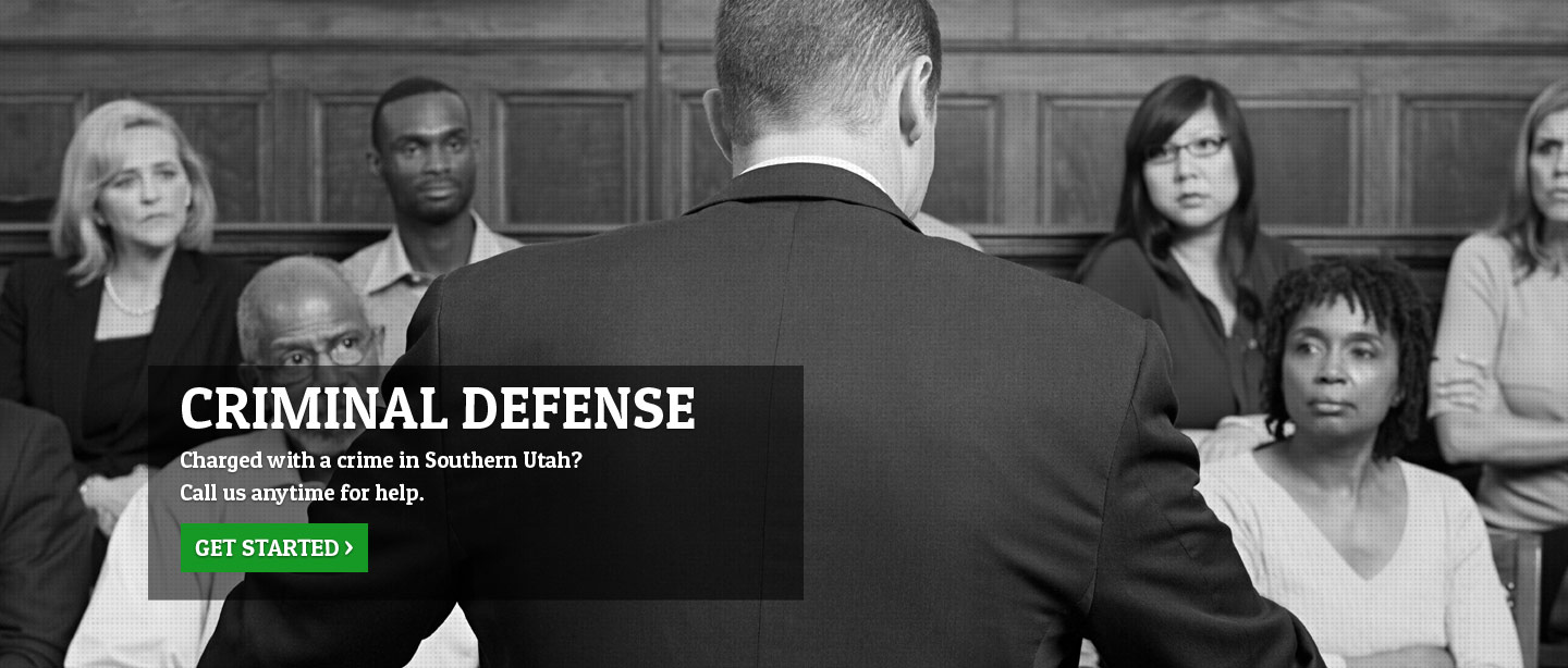 St. George Criminal Defense
